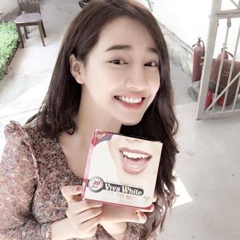 Miếng tẩy trắng răng Viva White