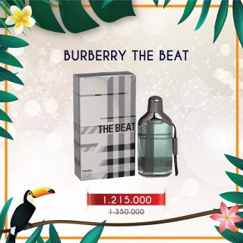 Nước hoa Burberry The Beat for Men EDT 100ml