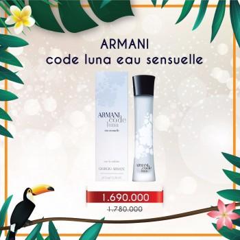 Nước hoa Armani Code Luna Nữ của hãng Giorgio Armani