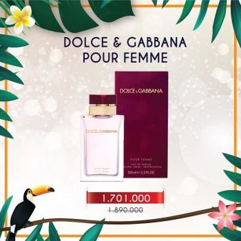 Nước Hoa D&G (DOLCE & GABBANA) Nữ