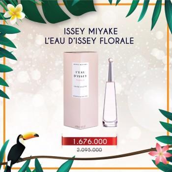 Nước hoa Issey Miyake L'eau D'issey Florale 90ml