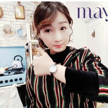 Đồng hồ đeo tay May ( Gift Set )