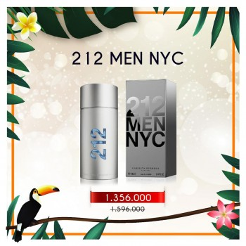Nước hoa Carolina Herrera 212 Sexy Men 50ml