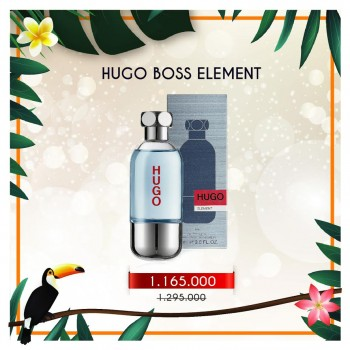 Nước hoa Nam Hugo Element