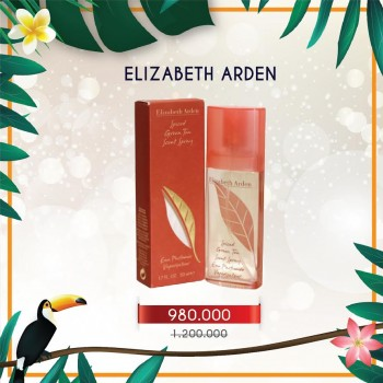 Nước hoa Spiced Green Tea nữ của hãng Elizabeth Arden