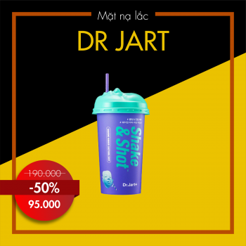 Mặt nạ lắc Dr Jart