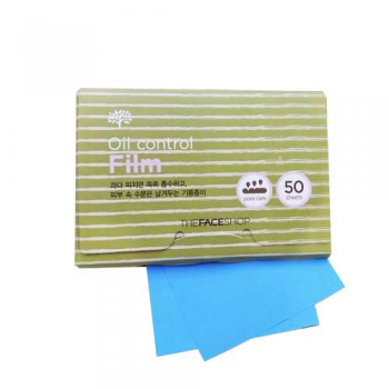 Giấy thấm dầu 3M oil control film The face shop