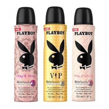 Xịt khử mùi Playboy For Her