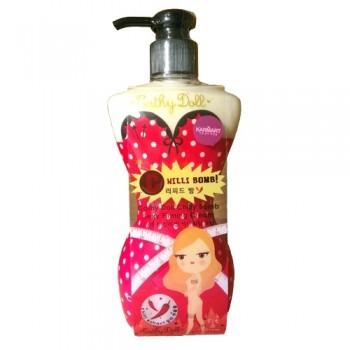 Kem massage thon gọn toàn thân Cathy Doll Chilli Bomb Sexy Firming Cream 260g.