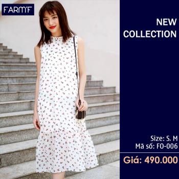 Đầm Maxi F0-006