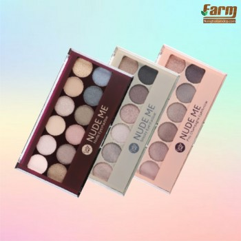 Bảng màu mắt Cathy Doll Nude Me Eyeshadow 1g x 12Colors