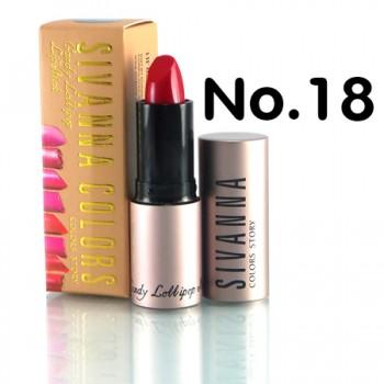 Son lì lâu trôi SIVANA Lipstick Thailand