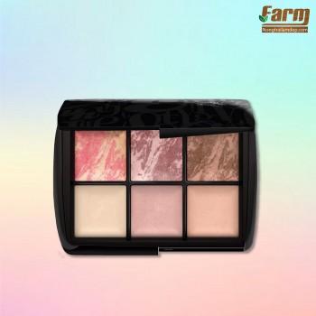 Bảng màu makeup chuyên nghiệp ILLUMINATING EITY EIGHT (6 MÀU)