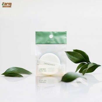 Bông phấn Cushion The Face Shop