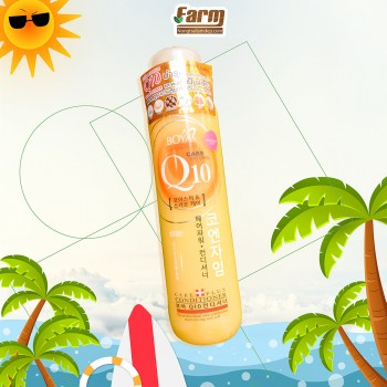 Dầu xả Q10 Boya conditioner 500ml