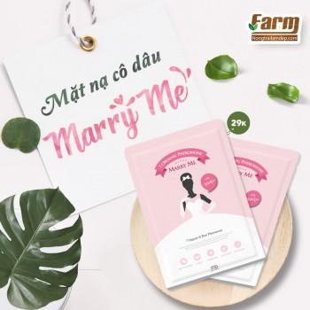 Mặt Nạ Cô Dâu Marry Me Korea