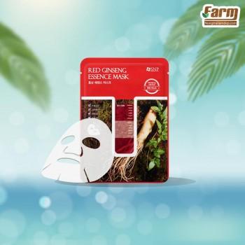 Mặt Nạ Tinh Chất Hồng Sâm SNP Dưỡng Ẩm Da 25ml Red Ginseng Essence Mask