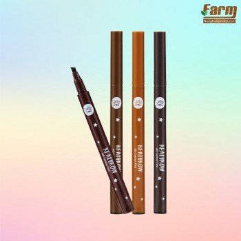 Bút xăm mày Cathy Doll Real Brow 4D Tattoo Tint 1g