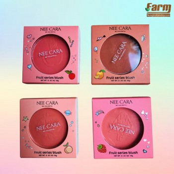 Má Hồng Nee-Cara Fruit Series Blush - 10gram