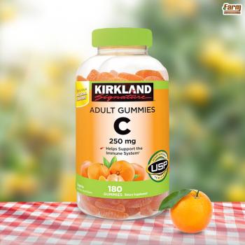 Kẹo bổ sung Vitamin C Kirkland