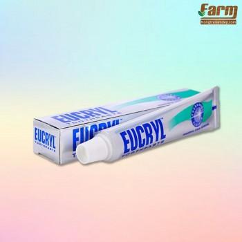 Kem Đánh Răng Làm Trắng Eucryl - 50ml