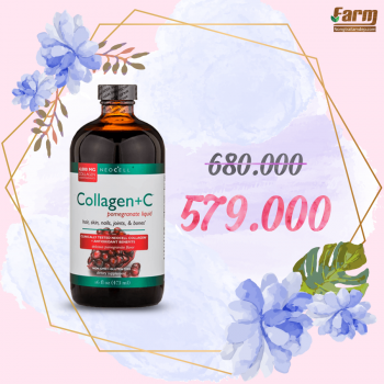 Collagen lựu dạng nước  Neocell + C