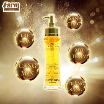 Gel Dưỡng Cao Cấp Collagen Luxury Gold 3W CLINIC
