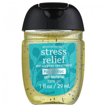 Gel rửa tay khô Bath And Body Works Stress Relief