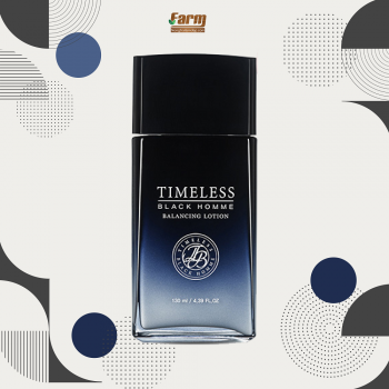 LOTION DƯỠNG DA CHO NAM - TIMELESS BLACK HOMME BALANCING LOTION- 130ml