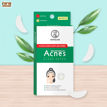 Miếng Dán Mụn Acnes Clear Patch