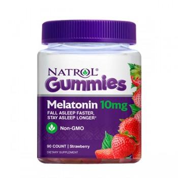 Kẹo Gummies Giúp Ngủ Sâu & Giải  Stress NATROL USA