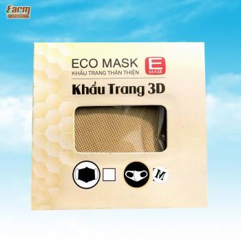 Khẩu trang Eco 3D Mask