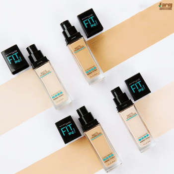 Kem Nền Fit Me Foundation Maybelline