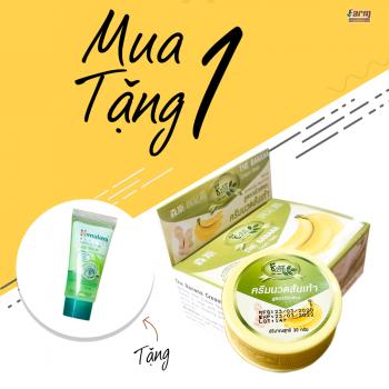 Kem Trị Nứt Gót Chân The Banana Cream Heels Thái Lan
