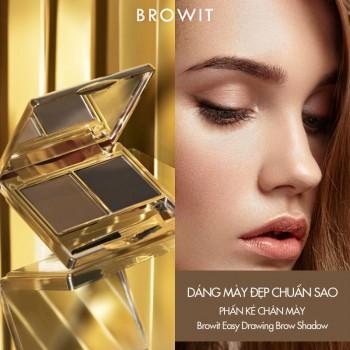Phấn Kẻ Mày Browit