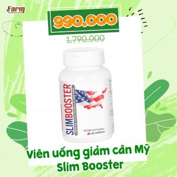 Giảm cân an toàn SlimBooster