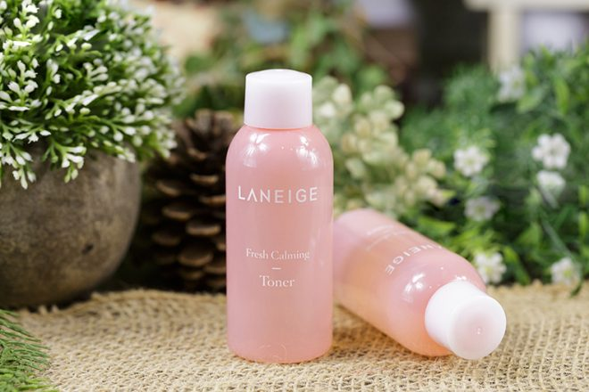 review laneige fresh calming toner co nen mua hay khong 5642