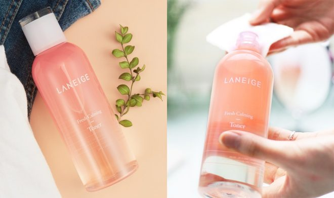 review laneige fresh calming toner co nen mua hay khong 5647