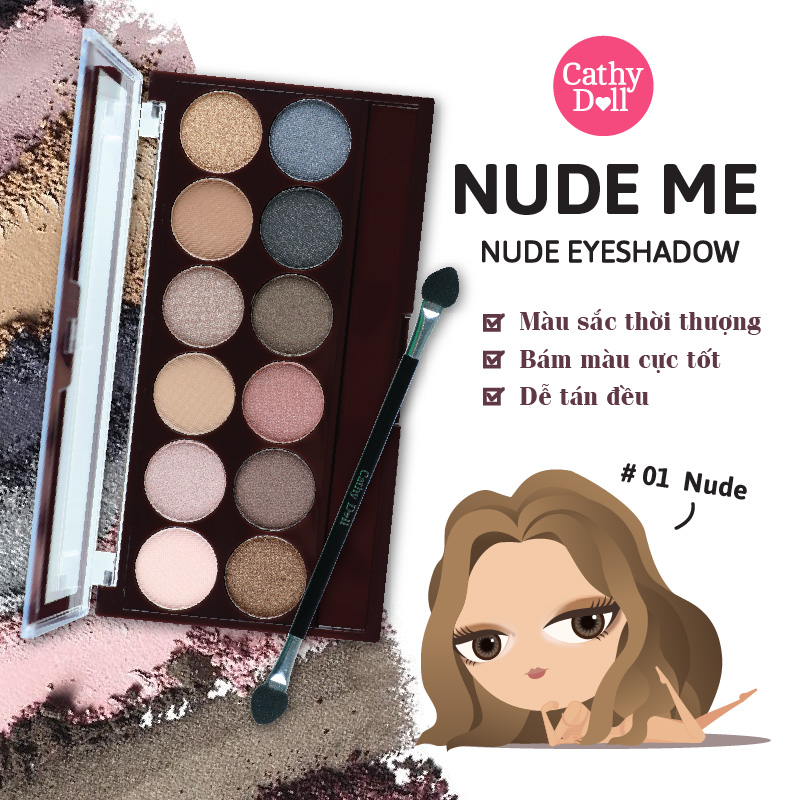 Nude Me Eye Shadow 05