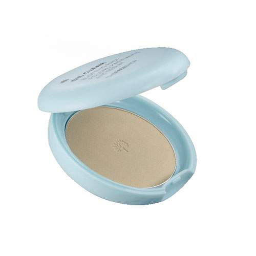 phan phu kiem dau the face shop oil clear smooth bright pact2
