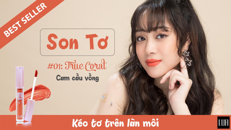 Son Tơ - Lua Fashion Lip Care 3