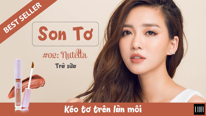 Son Tơ - Lua Fashion Lip Care 4