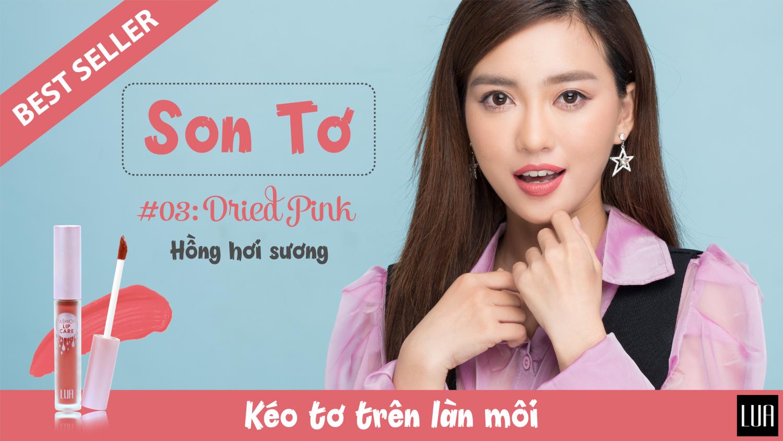 Son Tơ - Lua Fashion Lip Care 5