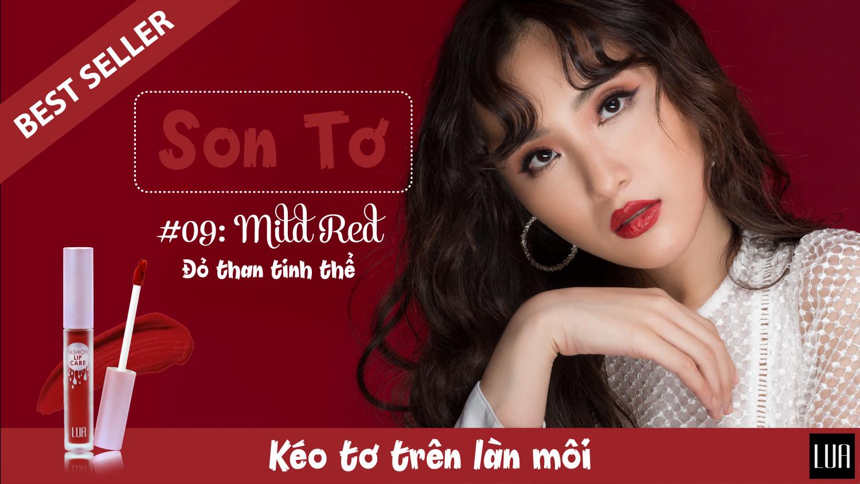Son Tơ - Lua Fashion Lip Care 11