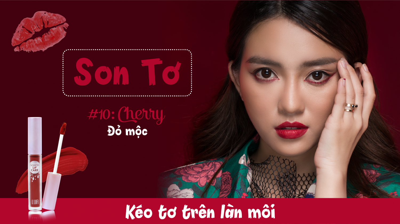 Son Tơ - Lua Fashion Lip Care 12