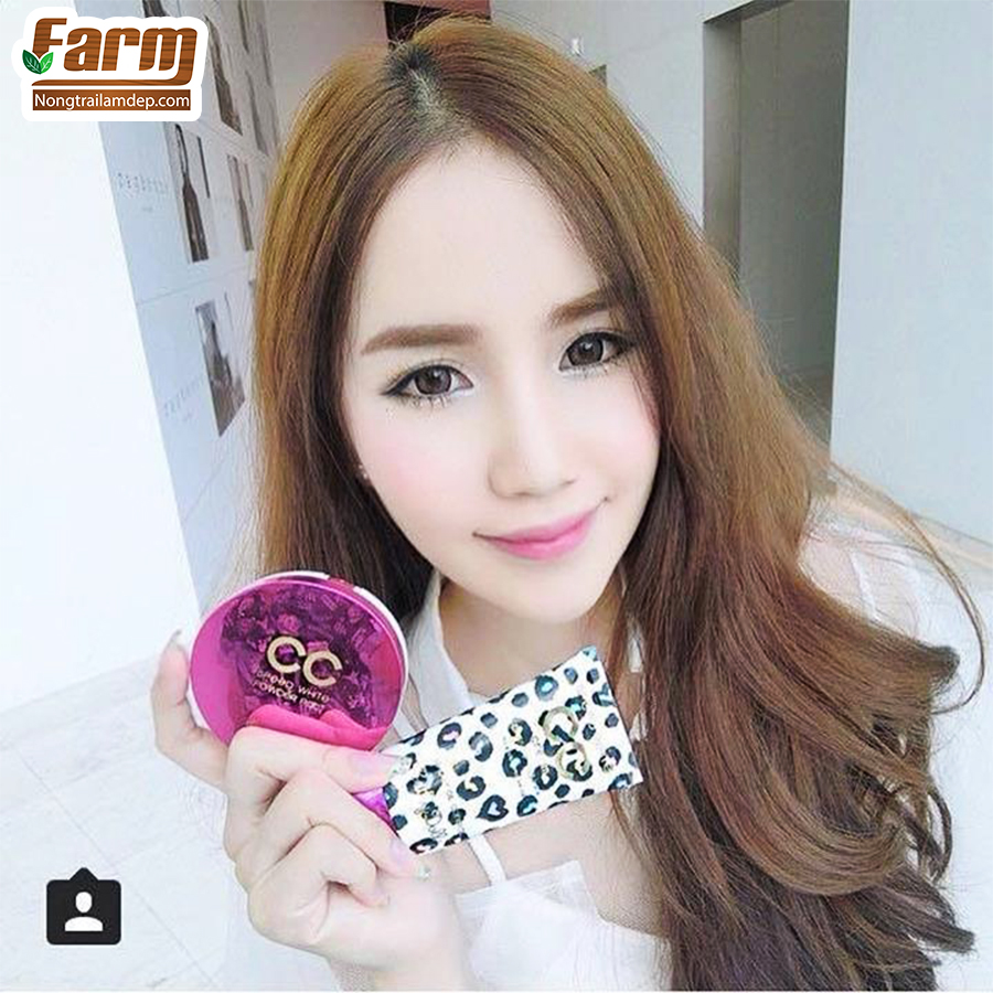 hình Kem nền Cathy Doll Speed White CC Cream - 50ml