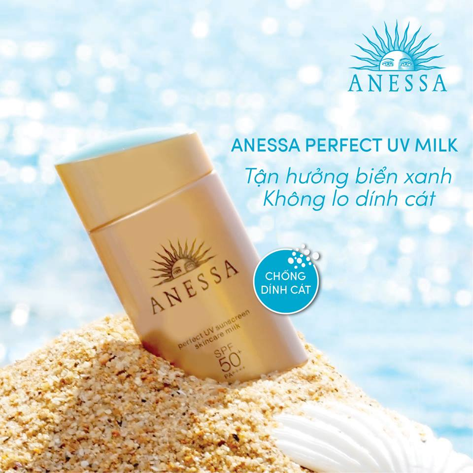 Sữa Chống Nắng Anessa Perfect UV Milk 20ml
